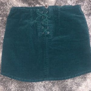 Minor skirt size Xsmall